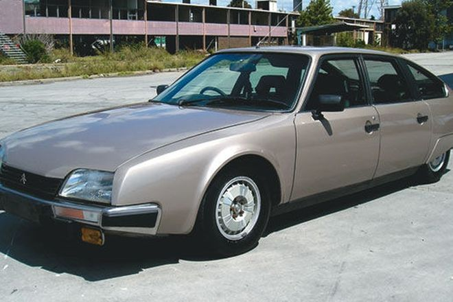 Citroen CX GTi Pallas Sedan