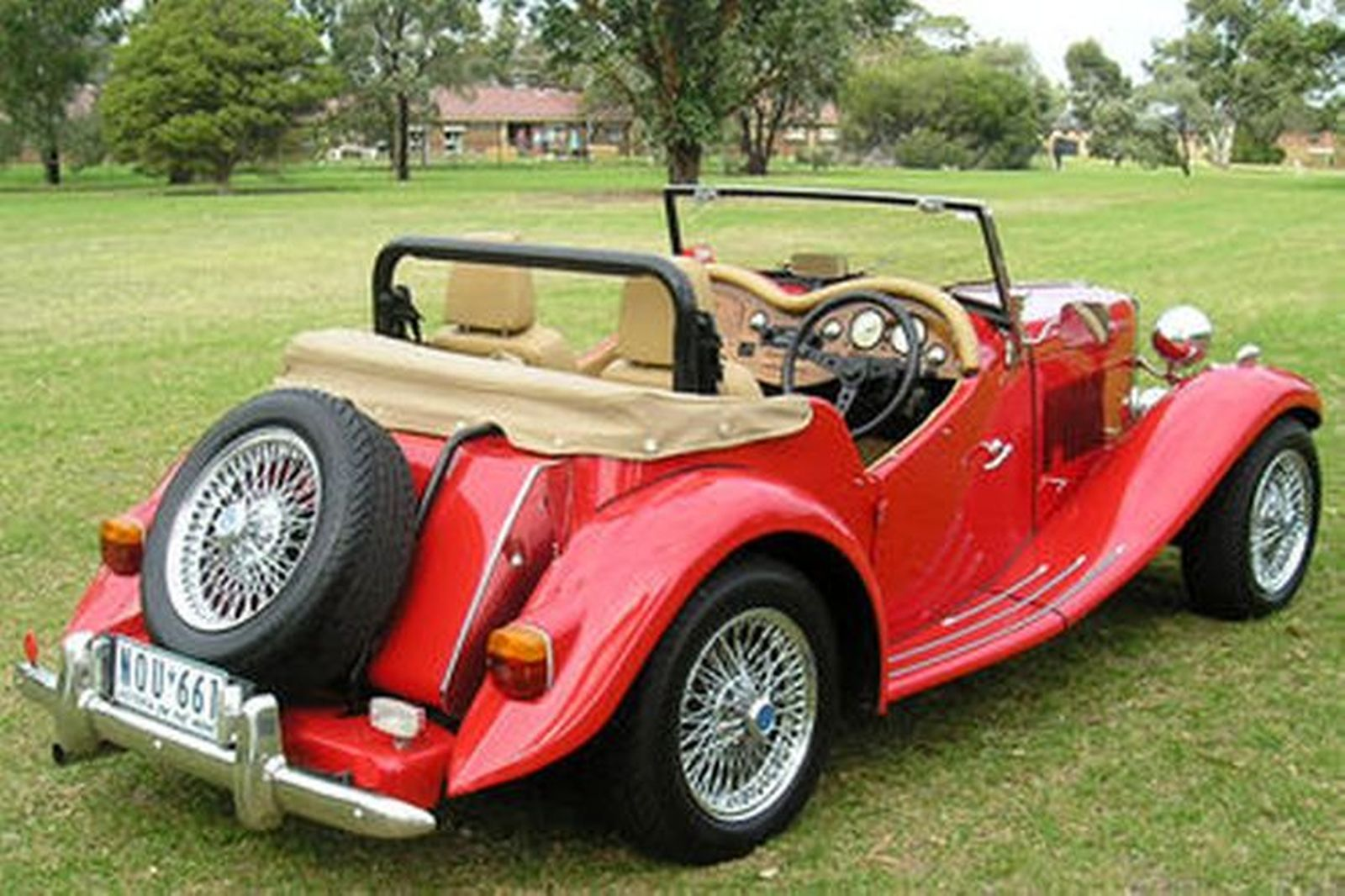 Sold: TD 2000 Roadster Auctions - Lot 9 - Shannons