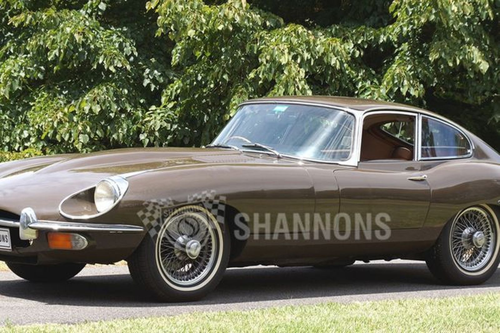 sold jaguar e type 4 2 series 2 coupe auctions lot 38 shannons. Black Bedroom Furniture Sets. Home Design Ideas