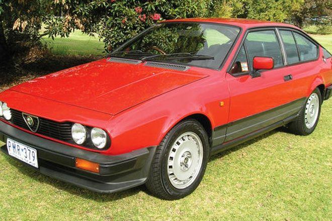 Alfa Romeo GTV 2Lt Coupe