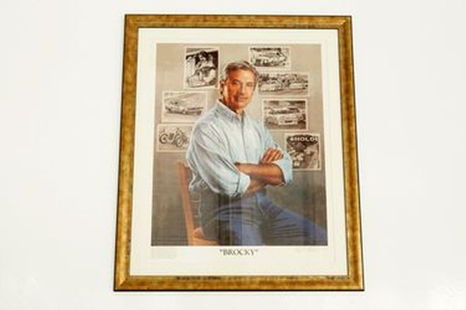 Print - Peter Brock 'Brocky' No: 946/950