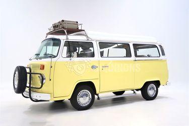 Volkswagen Kombi Camper Van
