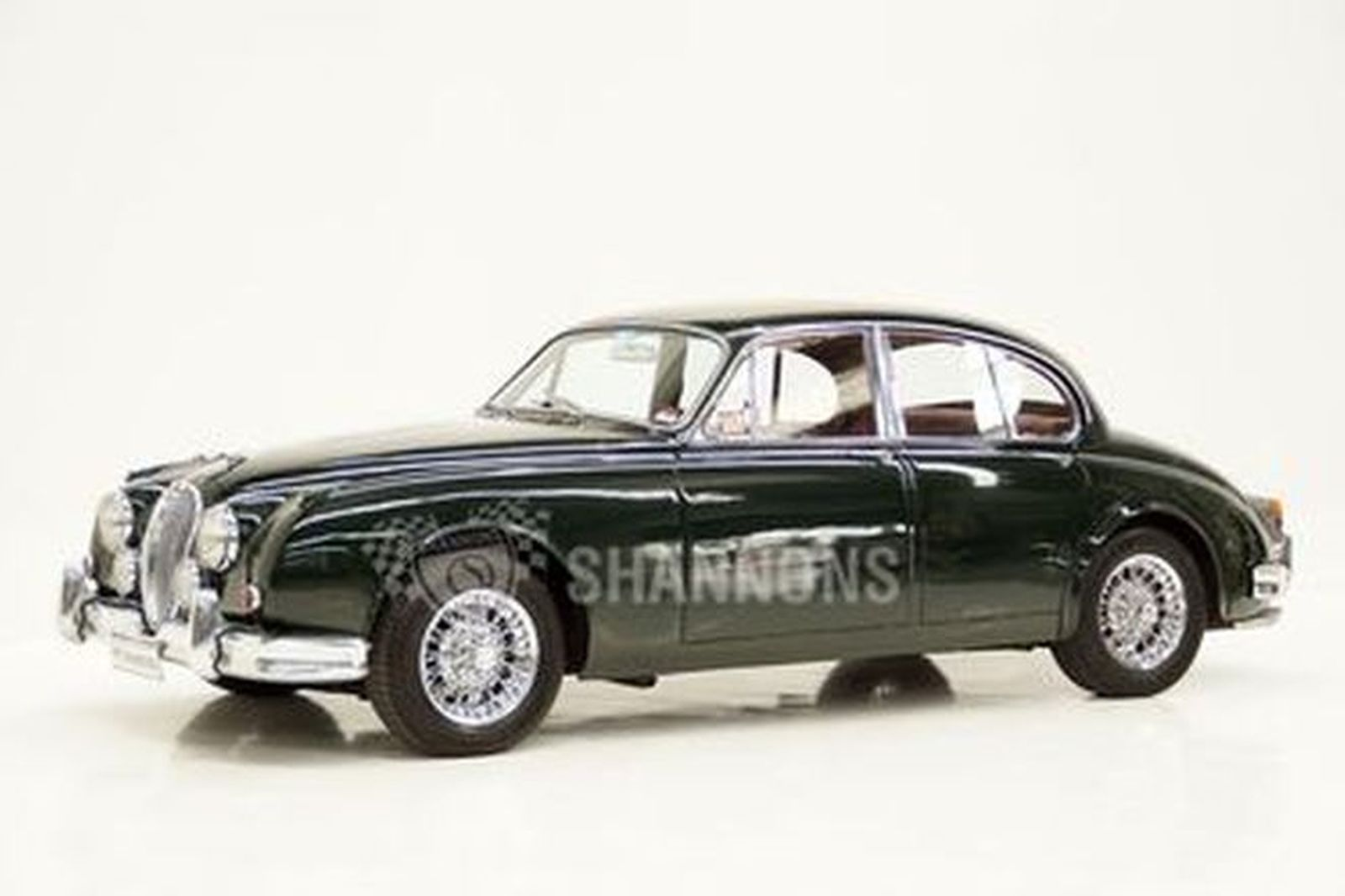 Jaguar MKII 3.8 'Manual' Saloon