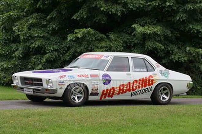 Holden HQ Sedan (Race Car) - Charity Lot - Proceeds Donated to the Good Friday Appeal