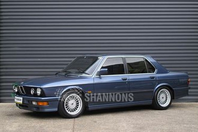 BMW Alpina B10 3.5 Saloon