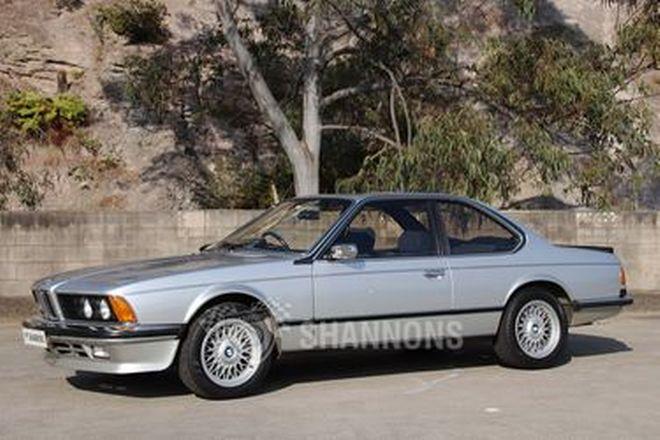 BMW 635 CSi Coupe