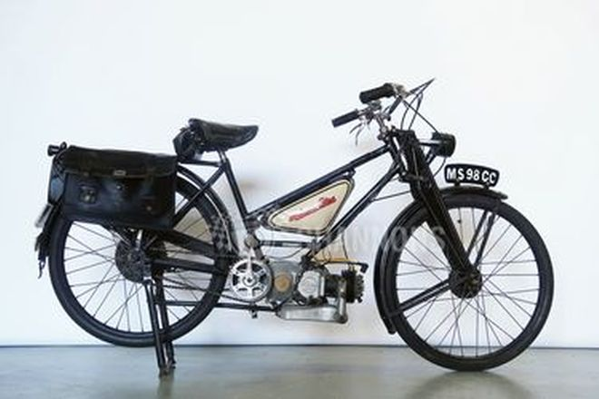 Malvern Star Autocycle