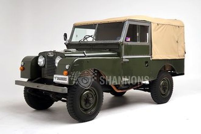 Land-Rover Series 1 88 Utility