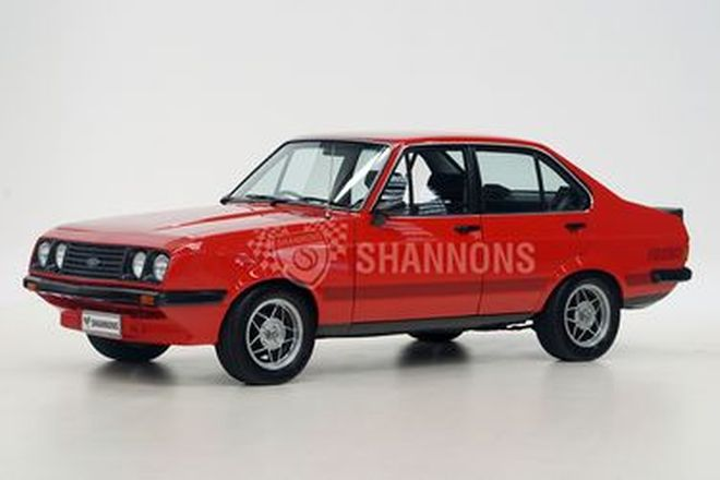 Ford Escort RS2000 Sedan