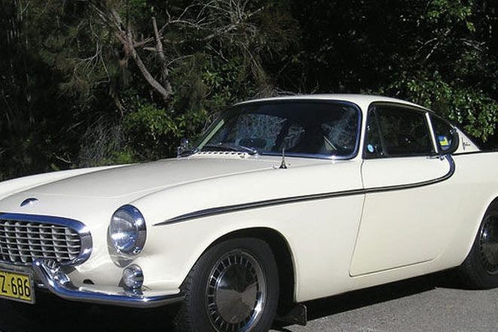 Volvo P1800 For Sale >> Sold: Volvo P1800 Coupe Auctions - Lot 22 - Shannons