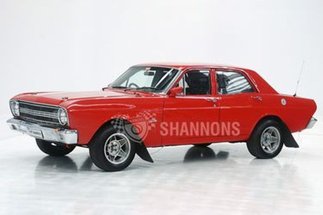 Ford XR Falcon 'Rally Prepared' 302 V8 Sedan