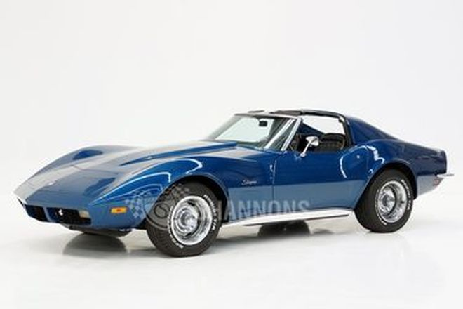 Chevrolet Corvette 'Targa' Coupe (LHD)