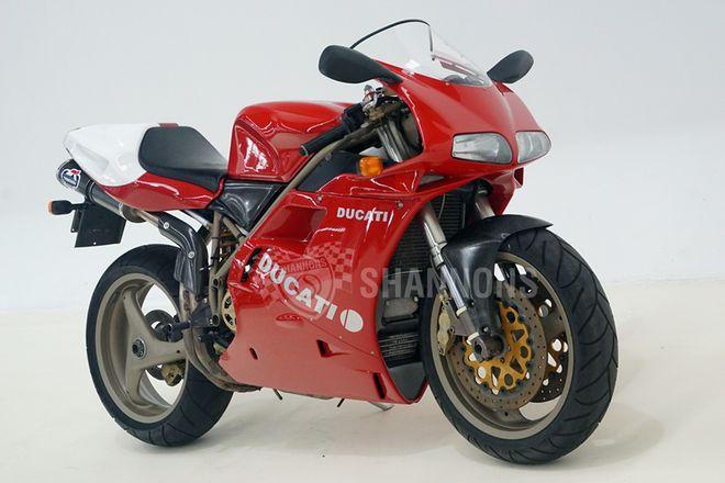 Ducati 916SPS Motorcycle
