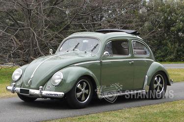 Volkswagen Beetle 'Improved' Sedan