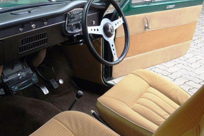 Austin A40 Farina Hatch (Modified)
