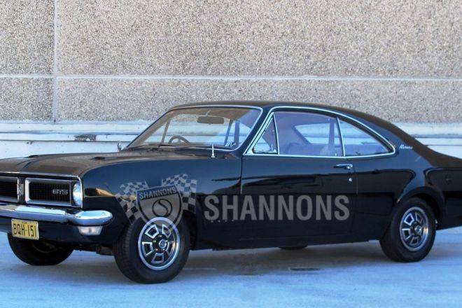 Holden HG Monaro GTS 186S Coupe