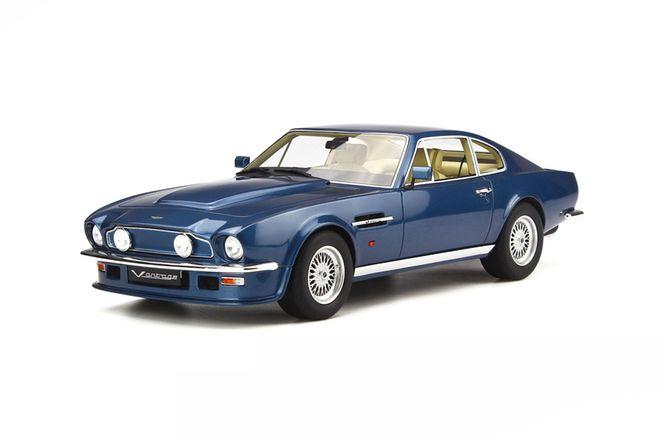 Aston Martin Model (Scale 1:18)
