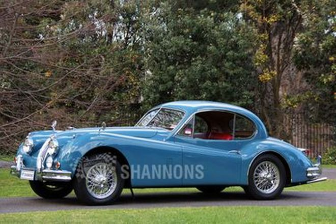 Jaguar XK140 SE Fixed Head Coupe