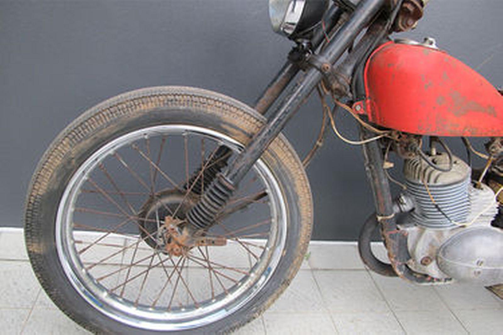 Harley-Davidson 'Hummer' 165cc Motorcycle