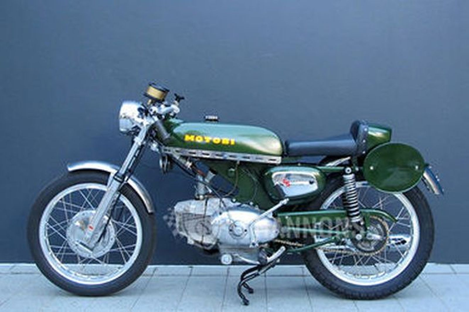 Sold Benelli Motobi Sports Special 250cc Motorcycle
