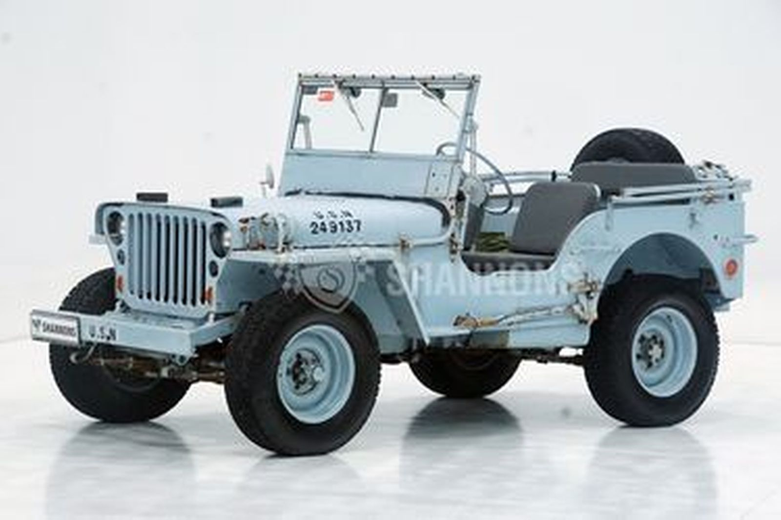 Ford Jeep WW2 (LHD)