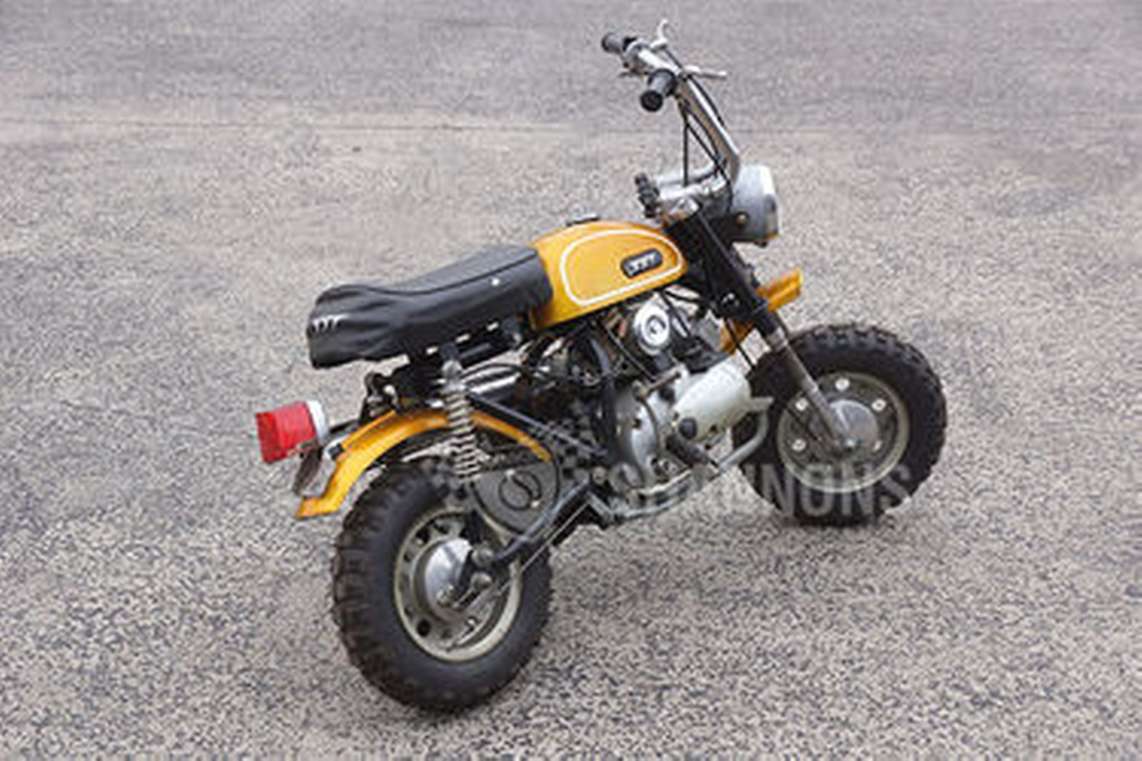 Sold: SST Gemini 50cc Mini Bike Auctions - Lot 13 - Shannons