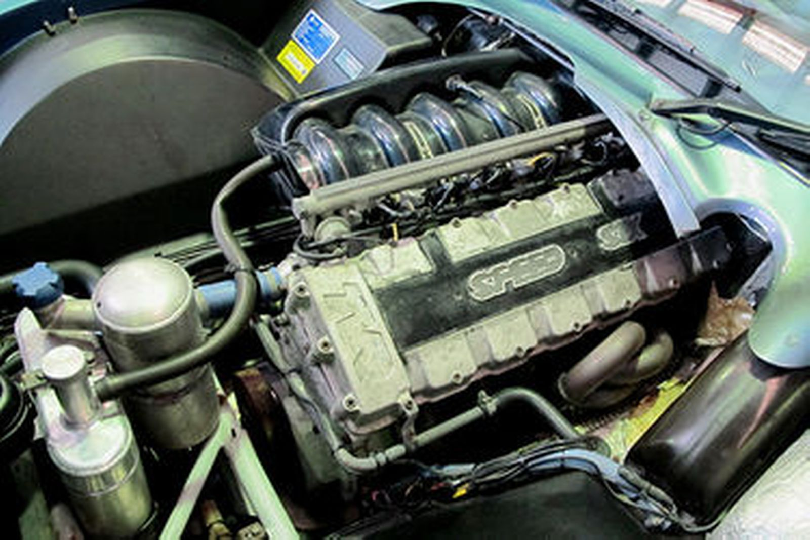 TVR Tuscan Mk1 Targa Convertible