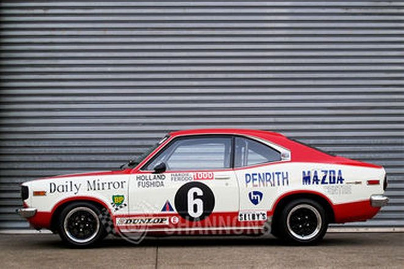 Mazda RX3 \'Group C\' Coupe Race Car (Ex Holland/Fushida) Auctions ...