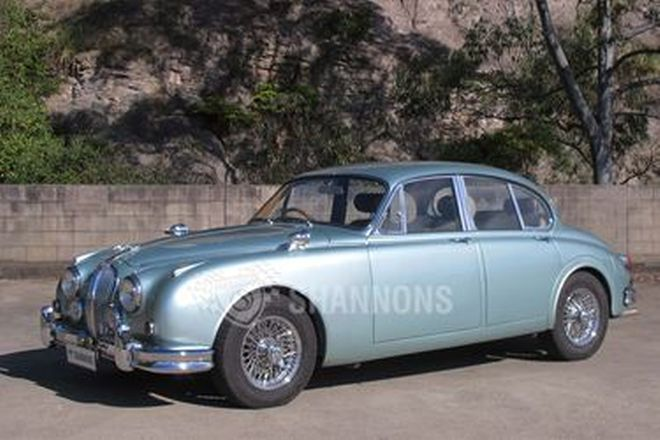 Jaguar Mk2 3.8 'Manual' Saloon