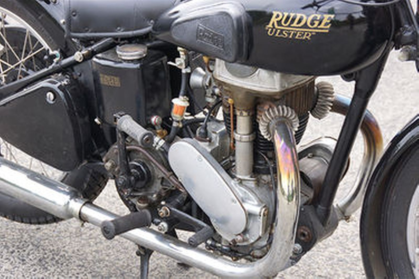 Rudge Ulster 500cc Motorcycle