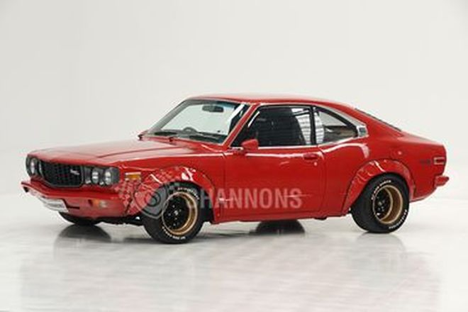 Mazda RX3 'Ex Group C' Modified Coupe