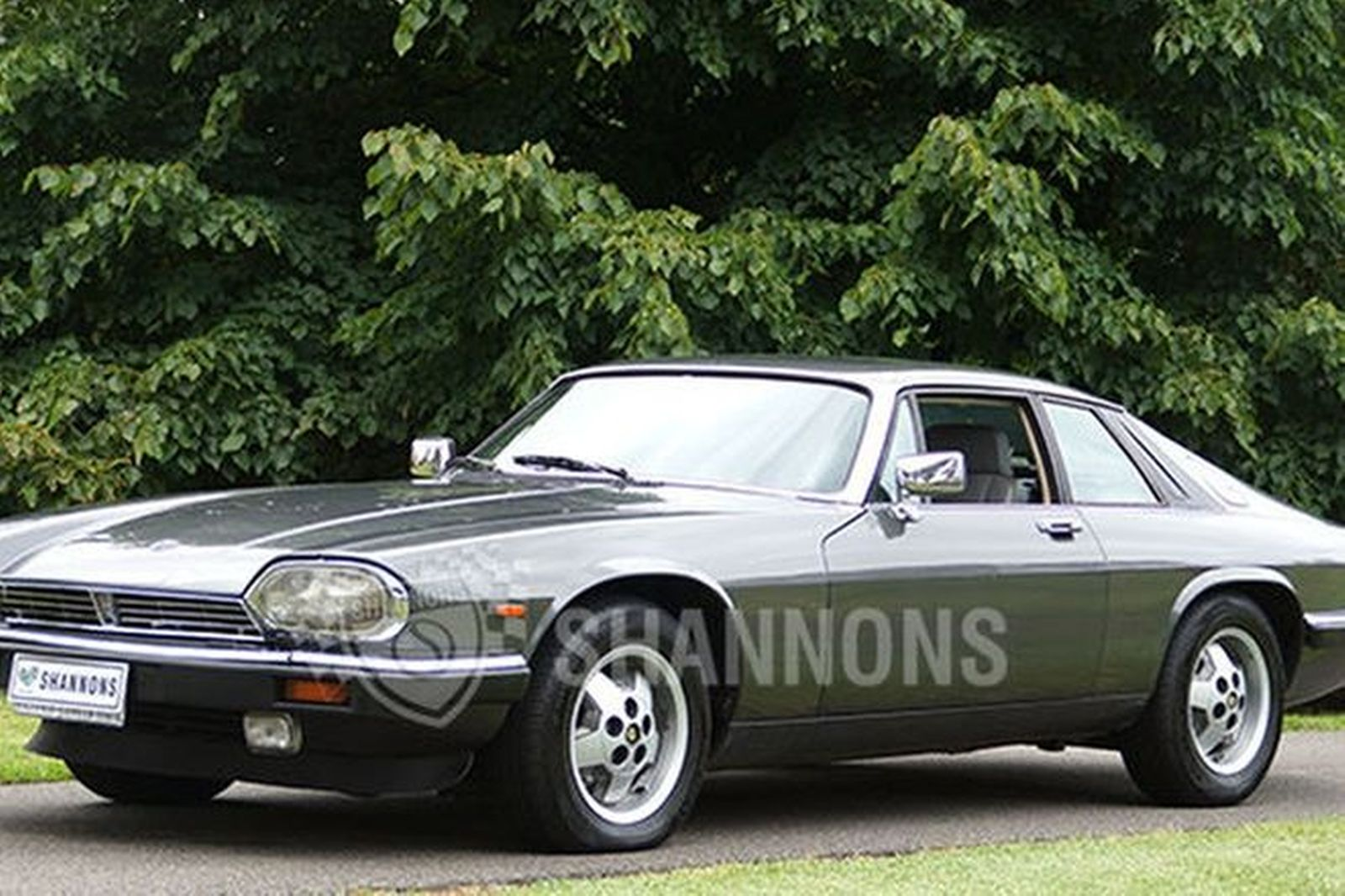 sold jaguar xj s v12 coupe auctions lot 26 shannons. Black Bedroom Furniture Sets. Home Design Ideas