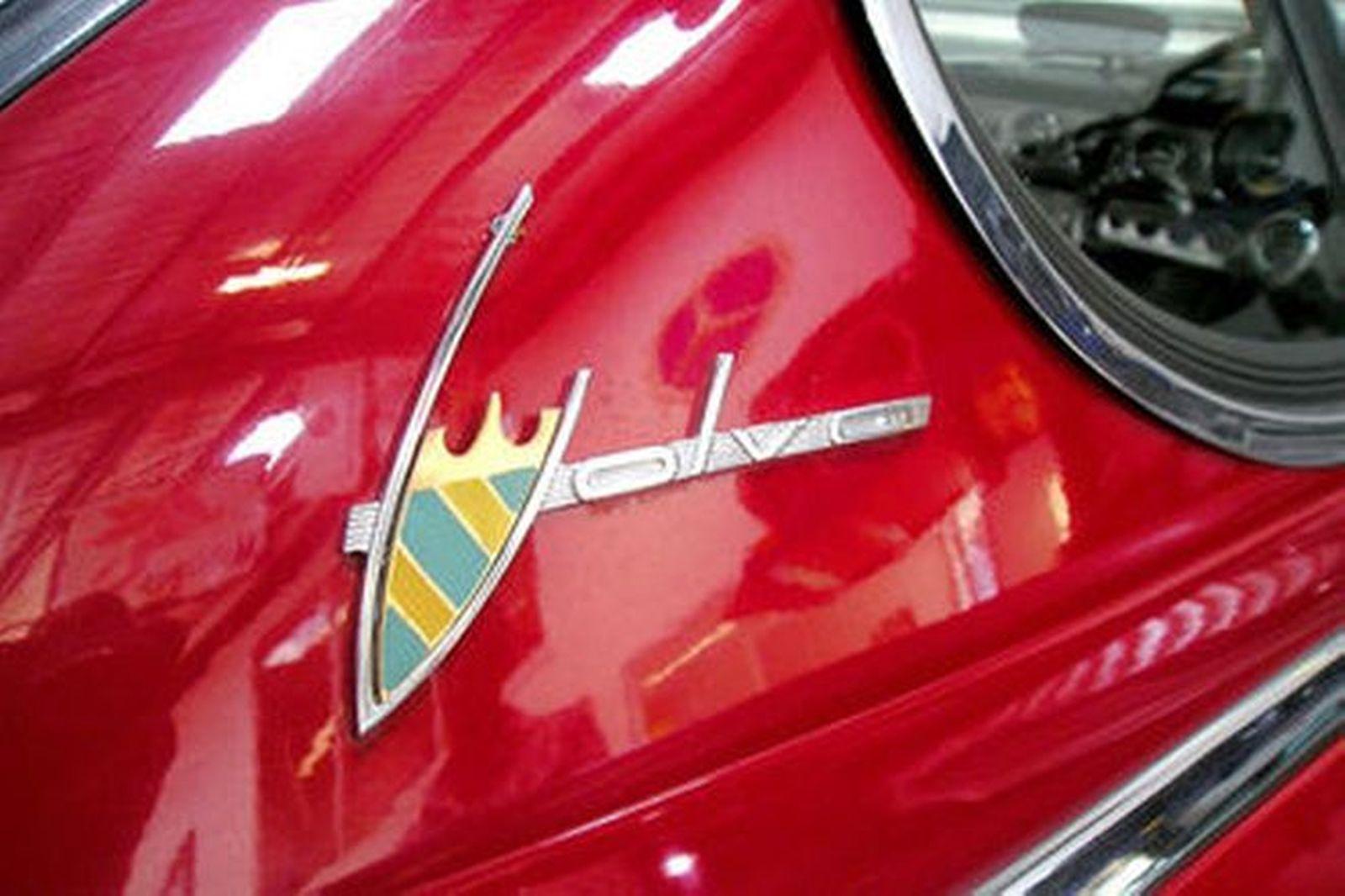 Volvo P1800 Coupe