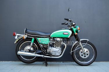 Yamaha  XS-1 650cc Motorcycle