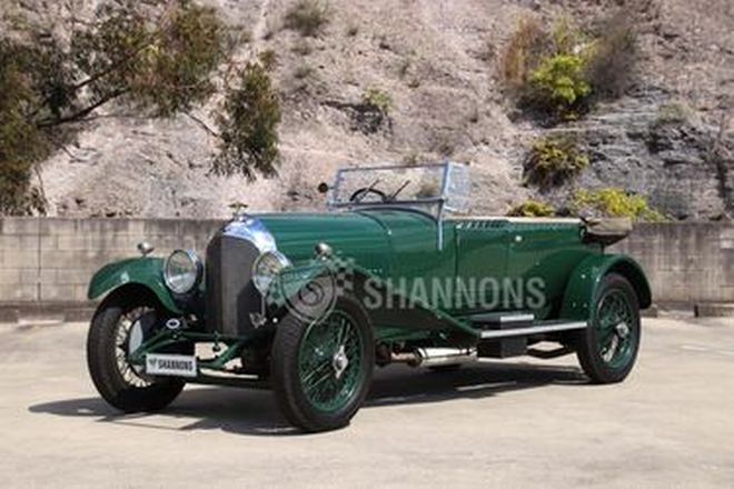 Bentley 3-4½ Litre Open Tourer