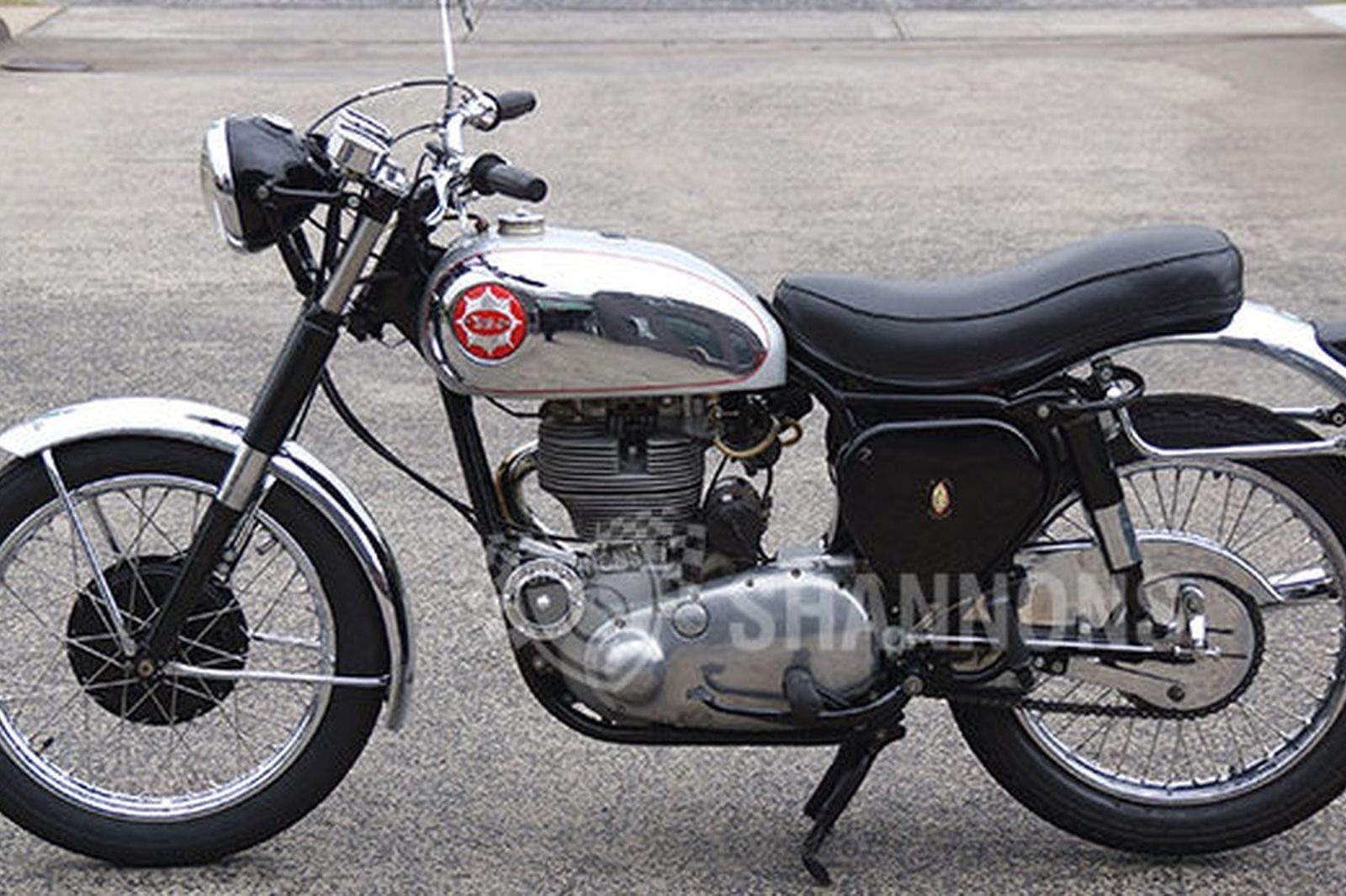 BSA DB34 Gold Star 500cc Motorcycle