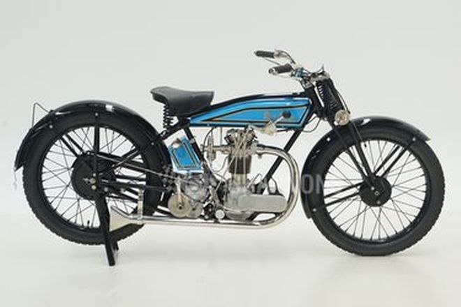 Rex Acme Sports Motorcycle