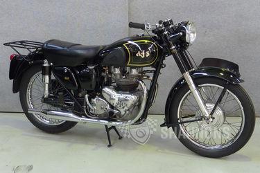 AJS Model 20 500cc Motorcycle
