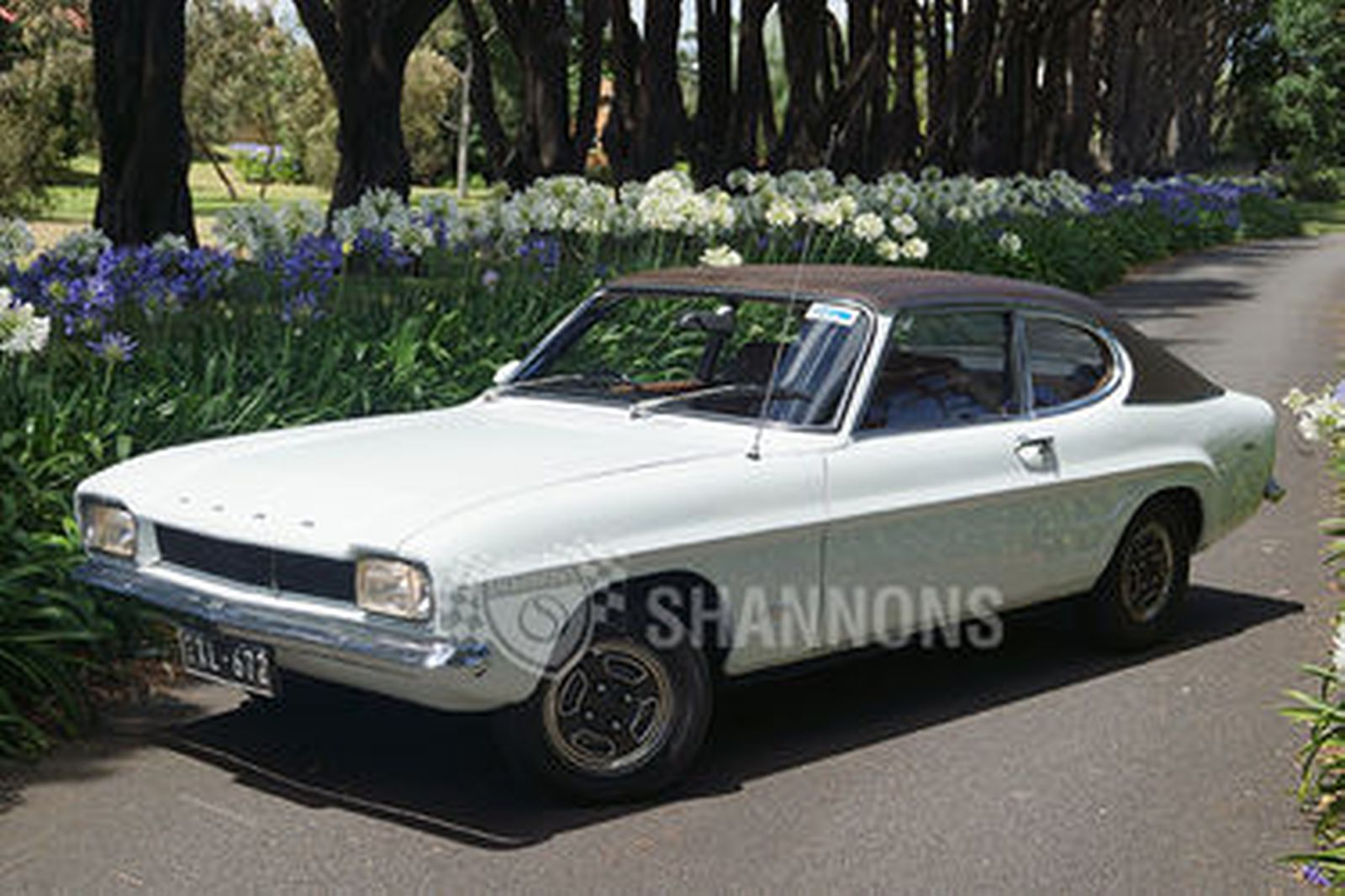 Tire Shop Open Late >> Sold: Ford Capri XL 1600 Mk1 Coupe Auctions - Lot 4 - Shannons