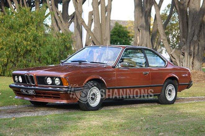 BMW 633 CSi Coupe