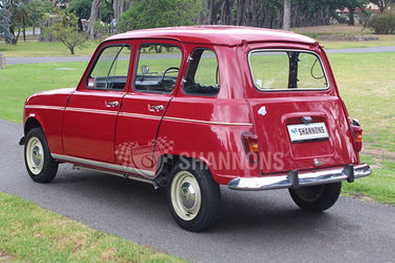 My Renault App >> Sold: Renault 4 Wagon Auctions - Lot 5 - Shannons