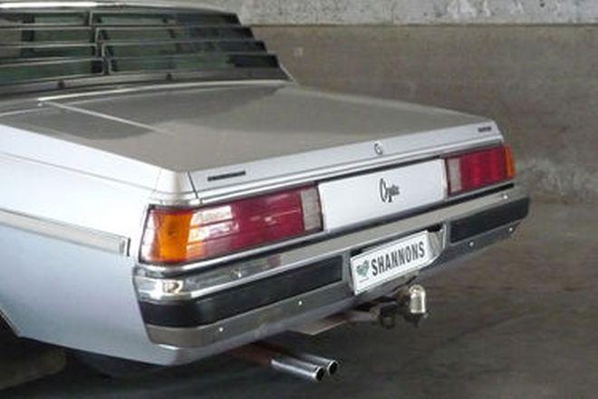 Holden WB Statesman Caprice Sedan