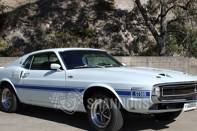 Ford Shelby GT500 (LHD)