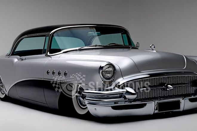 Buick Super 2-Door Hardtop Coupe (LHD)