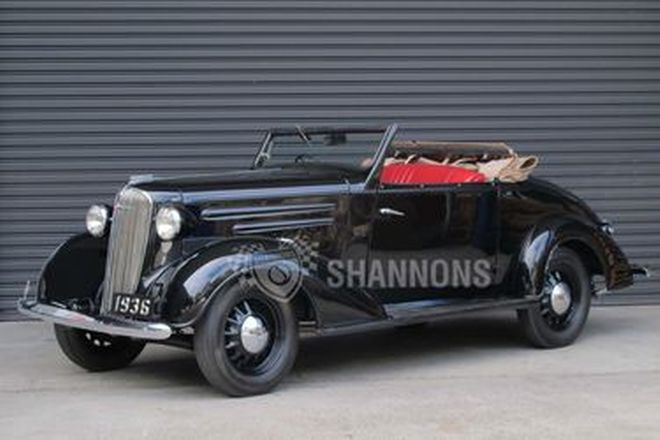 Chevrolet Sport Roadster (Body by Holden)