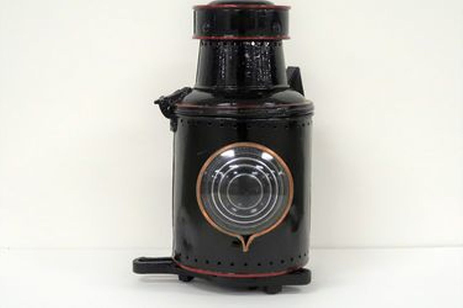 Lamp - Vintage Cosmetically Restored Railway Lamp