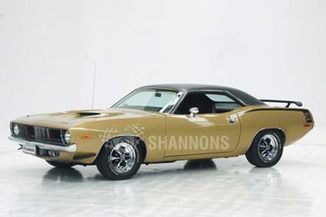 Plymouth Barracuda 340 V8 Coupe