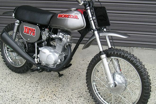 Honda XR75 K0 Mini Bike