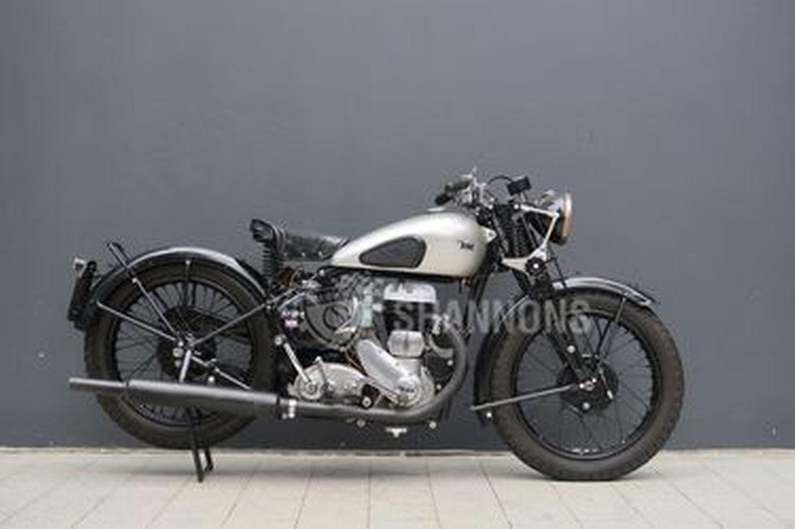 BSA M21 600cc Motorcycle