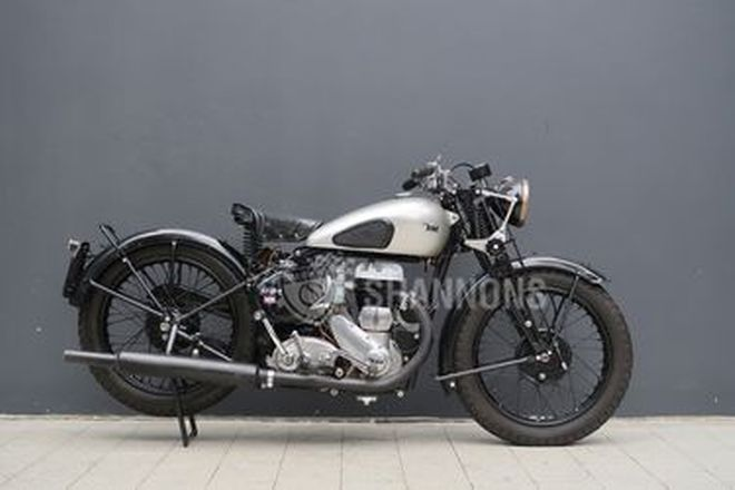 BSA M21 600cc Motorcycle